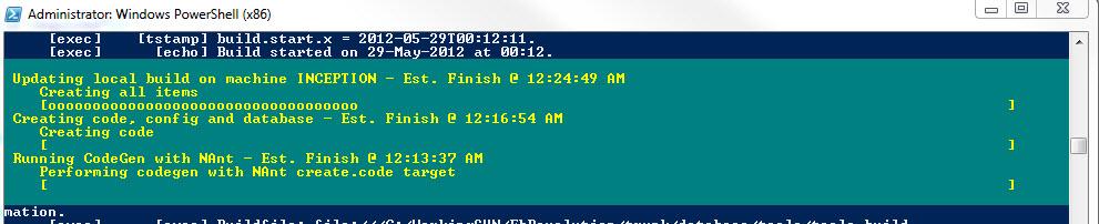 PowerShell Activity Progress with Time Estimates