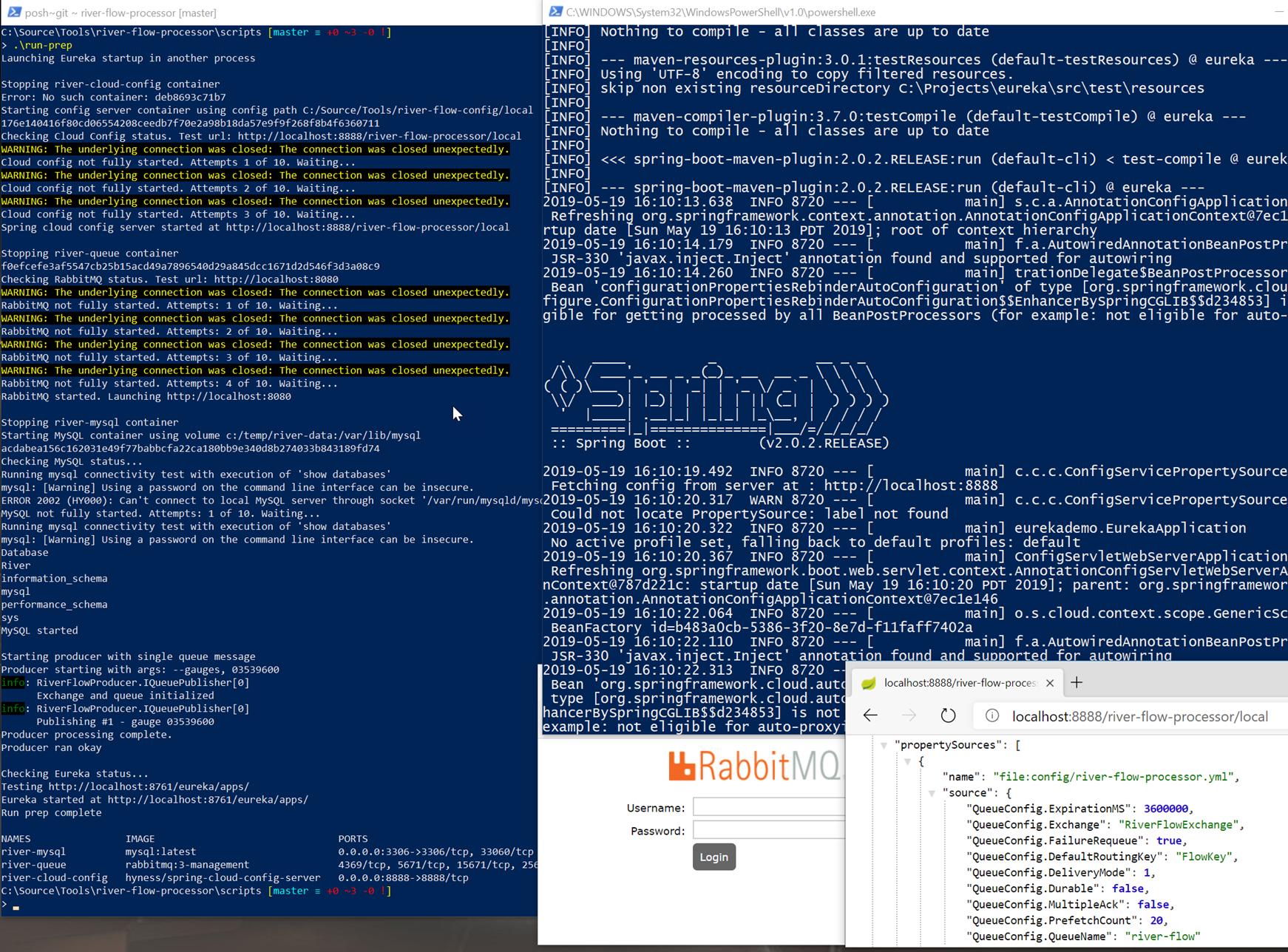 Docker PowerShell Scripts for Local Development - GeoffHudik com